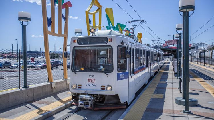 Siemens lands $112 million contract for new Denver RTD light