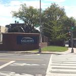 Gallaudet plans to tear down its campus wall. And that's only the beginning.