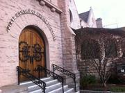 The First Church of Christ, Scientist, in downtown Oakland.