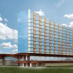 Mystic Lake plans new hotel tower and event center (Images)