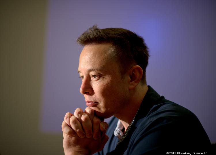 Elon Musk, co-founder and chief executive officer of Tesla Motors Inc., eyes the Chinese market for expansion.