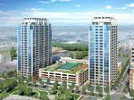 Developers start work on second apartment tower in uptown Charlotte