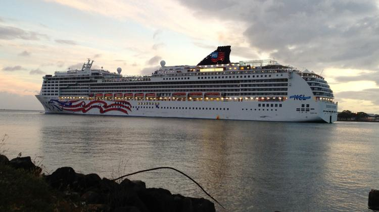 Hawaii Launches Online System For Scheduling Cruise Ship