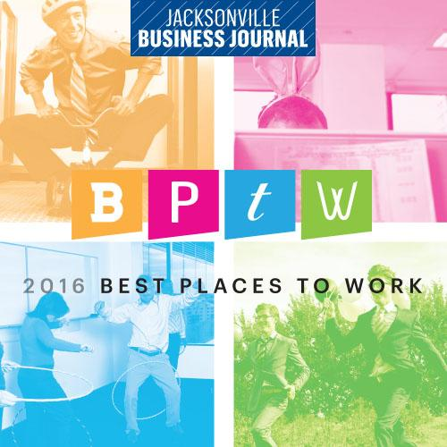 2017 - Best Places to Work