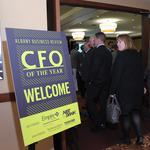The Albany region's top CFOs are being honored today
