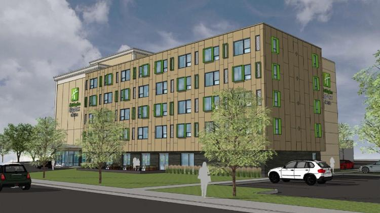 Brockton Based Jiten Hotel Management Has Plans To Expand Its Holiday Inn Express And Suites