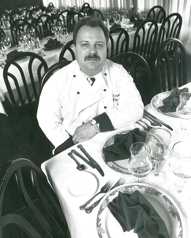 #FridayFace: Dale Miller chef at Sperry's Restaurant in Saratoga Springs, NY