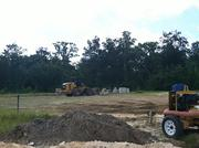 Lots under construction at RiverTown. There are 192 lots under construction.