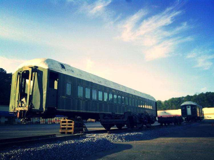 Trussville-based restaurant Trio's plans has leased two of the five train cars at The Station at Grants Mill in Irondale for an eatery and a sports bar.