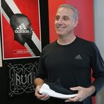The PBJ Interview: Paul Gaudio puts spark back into Adidas design