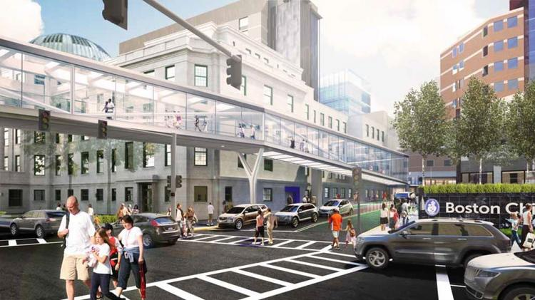 b8de5ed92fc Boston Children s Hospital received approval to build a 3