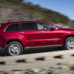 Jeep Grand Cherokee named Best of the Southwest by auto press