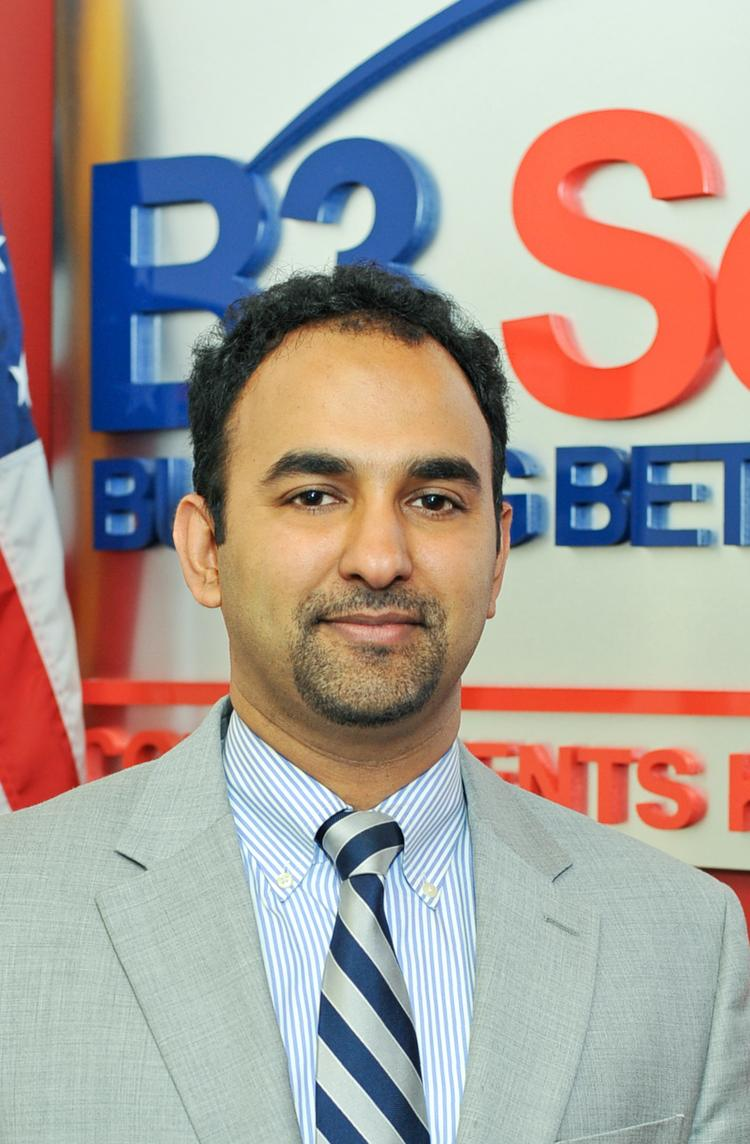 Arun Raghu has served as B3 Solutions' chief technology officer since July 2012.