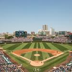 Plaza outside Wrigley Field gets assist from WME-IMG