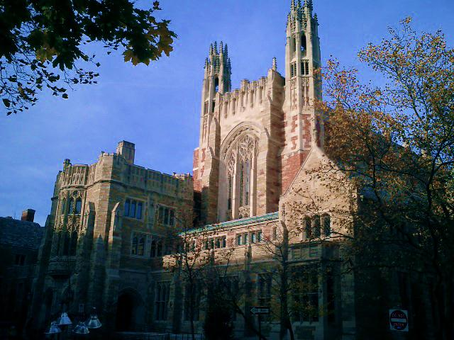 No. 1: Yale University Tuition & fees: $53,600 a year Full-time enrollment: 615 Click above to see who else ranked in the top 10.