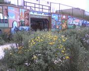 The Valley Passage entry to the new Three Bridges Park in the Menomonee Valley