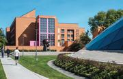 The Max Palevsky Residence Hall opened in 1999.