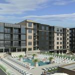Office, apartment project on Nationwide Boulevard gets green light