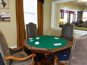 The Villages at Historic Silvercrest has amenities such as card and pool tables.