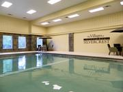 Silvercrest also has an indoor pool for seniors.