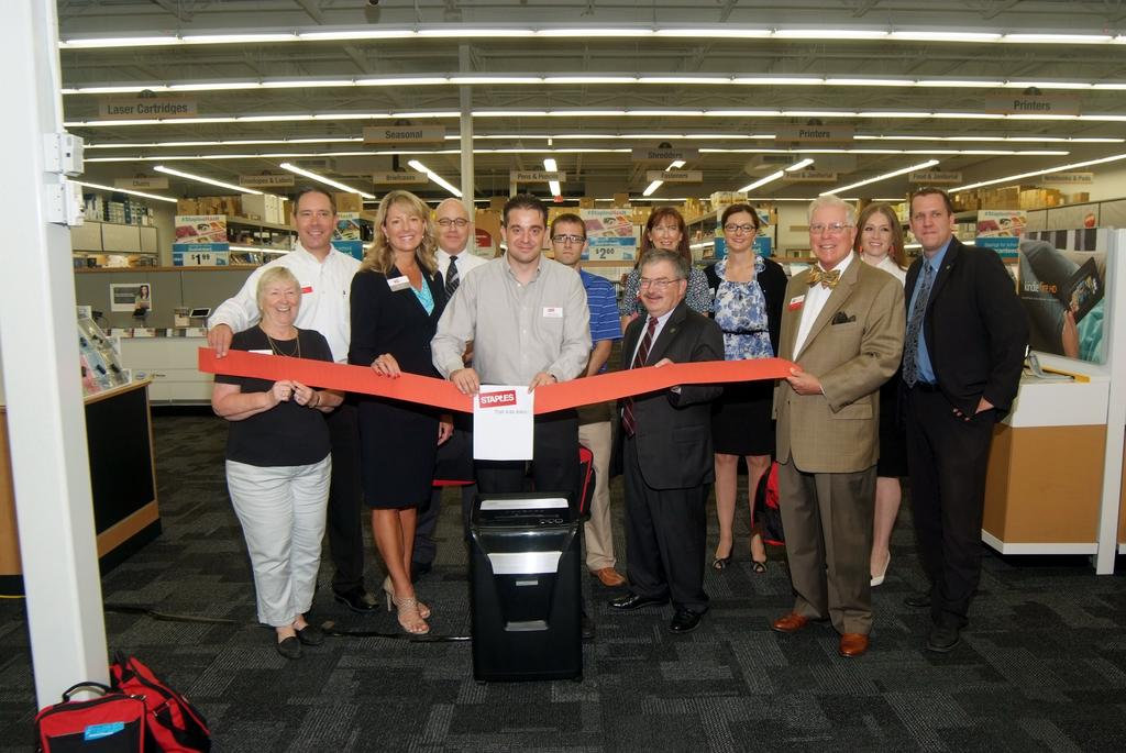 Staples launches first Midwest 'omnichannel' store in