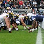 Penn State-Maryland game in Baltimore nears a sellout