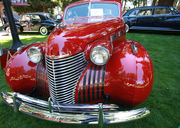This 1940 Cadillac 62 was purchased by Bill Strange at the urging of his daughter and wife, who always wanted to rebuild an automobile.