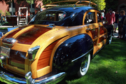 This 1948 Chrysler Town and Country features fine wood working you might find on a yacht.