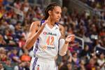Mercury's <strong>Brittney</strong> <strong>Griner</strong> has best-selling WNBA jersey