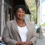 Stacey Abrams wants to be dispensable