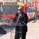 Larry Hogan announces $135M transit plan, revamped bus routes for Baltimore