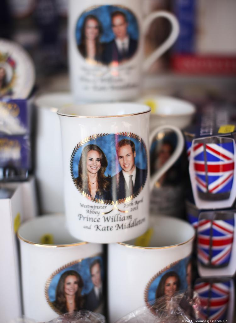Prince William and Kate Middleton tchotchkes on sale in London. Men across the world collectively rolled their eyes Monday with news of the royal baby, refusing to post status updates on Facebook and Twitter about the royal heir.