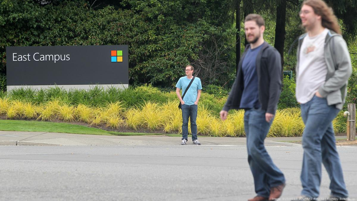 How Microsoft, Amazon compare on salary, stress level - Puget Sound