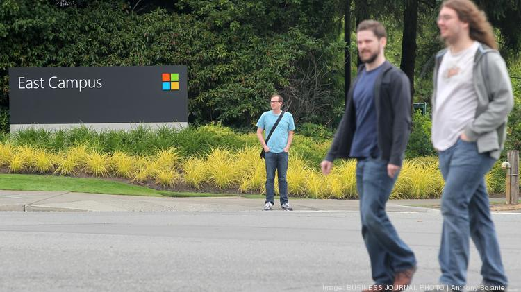 How Microsoft, Amazon compare on salary, stress level
