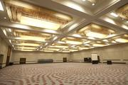 Now, the grand ballroom has been renovated as part of the Hyatt's $23 million upgrade.