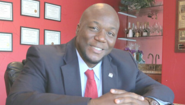 Brandon Ball of The Ball Law Firm PLLC is one of three Houston attorneys suing Gaslamp on discrimination charges.