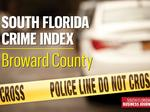 2015 South Florida Crime Index for Broward County