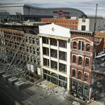 Learning experience — Greenberg, Jones give a Whiskey Row update