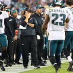 Eagles fire <strong>Chip</strong> <strong>Kelly</strong> as 3rd season nears end