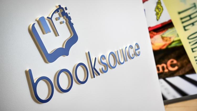 Booksource's office is located at 1230 Macklind Ave.