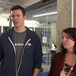 Here's a look at 1776's new Crystal City incubator space (Video)