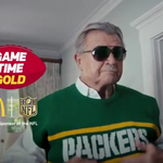 Former Bears coach <strong>Mike</strong> <strong>Ditka</strong> dons Packers vest to help boost McDonald's fortunes