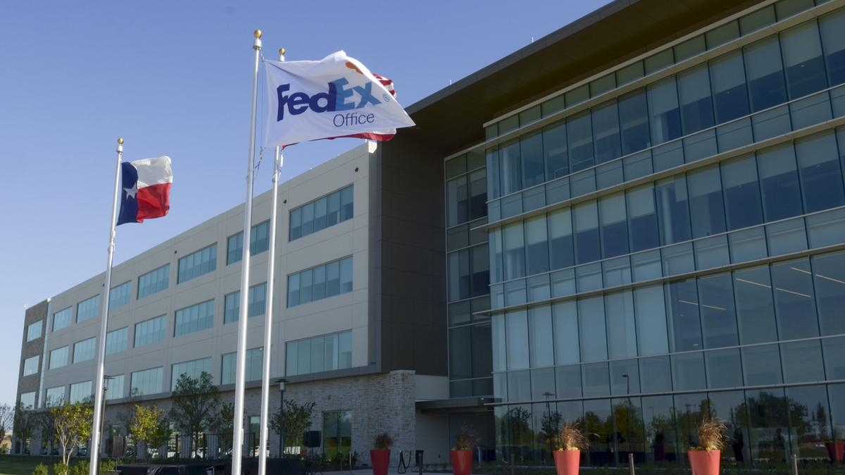 Fedex Office Ceo Eyes Future Growth Of Plano Campus As