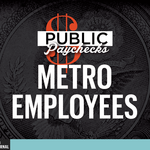 Public Paychecks: Metro's 25 highest-paid employees of 2015