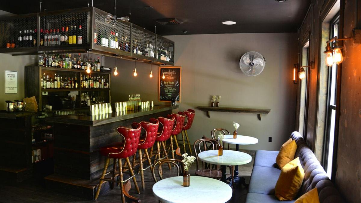 The Green Light Bar In Downtown Raleigh Lands On