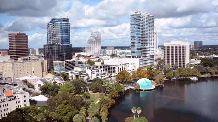 Orlando had the seventh-fastest-growing economy in 2015, as ranked by one-year percentage change in employment growth.