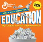 General Mills poised to replace Target as top education backer