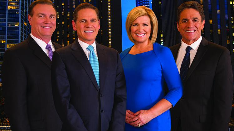 WMAQ-Channel 5 narrows the ratings gap with WLS-Channel 7 in
