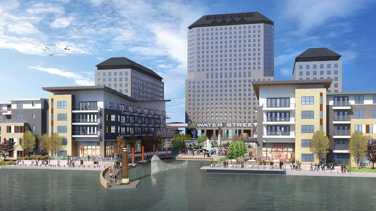 Atlanta Based Gables Residential Bringing Waterfront Restaurants To