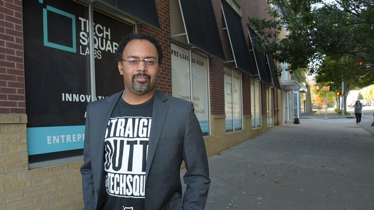 """Rodney Sampson is the recent winner of the Access to Capital Award, given for his work in providing working and investment capital to minority-owned businesses throughout the nation. He's also expanding his role to create """"the most diverse and inclusive innovation, entrepreneurship and investment ecosystem worldwide."""""""